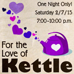 For The Love Of Kettle